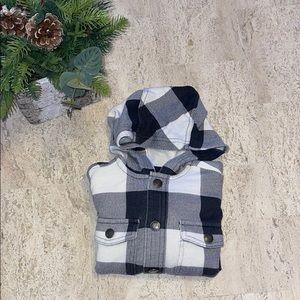 Tucker Tate Flannel Sweater